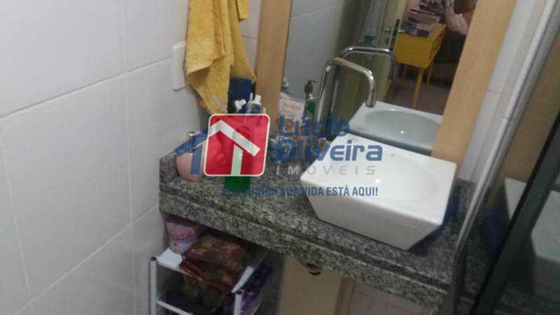 13 banheiro - Apartamento À Venda - Jardim América - Rio de Janeiro - RJ - VPAP21181 - 14