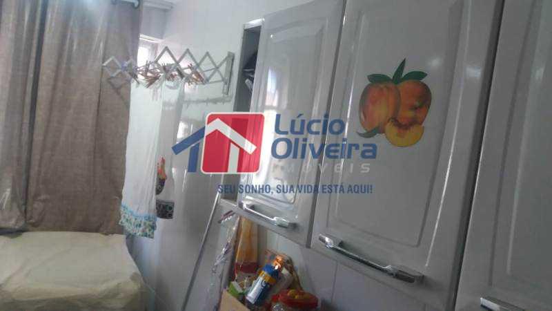14área de serviço - Apartamento À Venda - Jardim América - Rio de Janeiro - RJ - VPAP21181 - 15