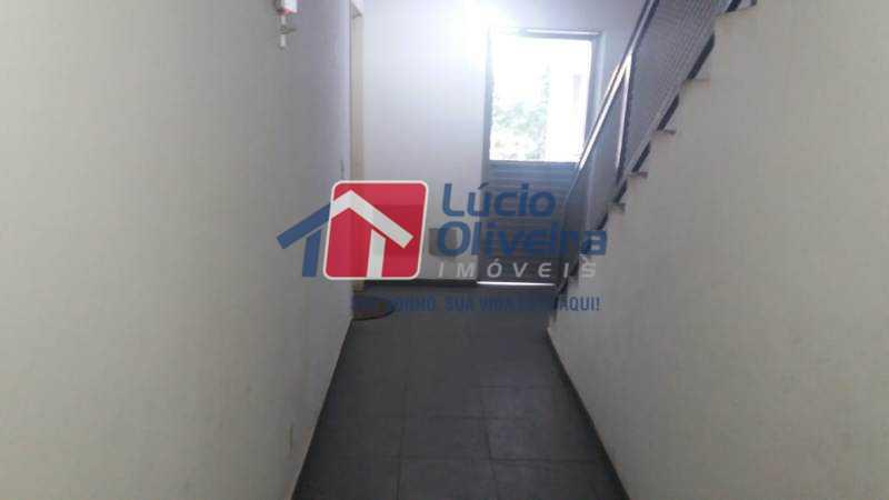 15 portaria - Apartamento À Venda - Jardim América - Rio de Janeiro - RJ - VPAP21181 - 16