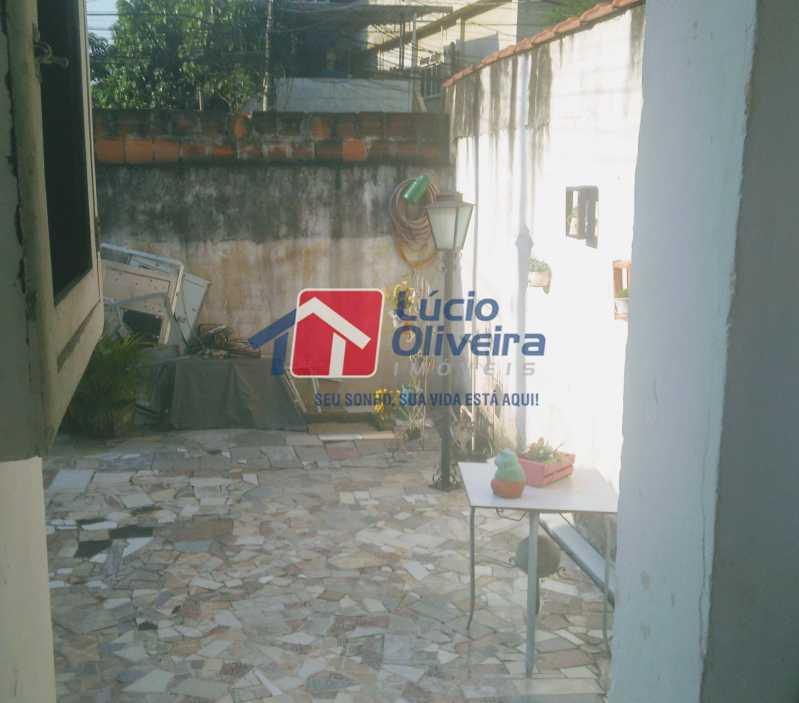3 Area externa - Casa À Venda - Vaz Lobo - Rio de Janeiro - RJ - VPCA20232 - 4