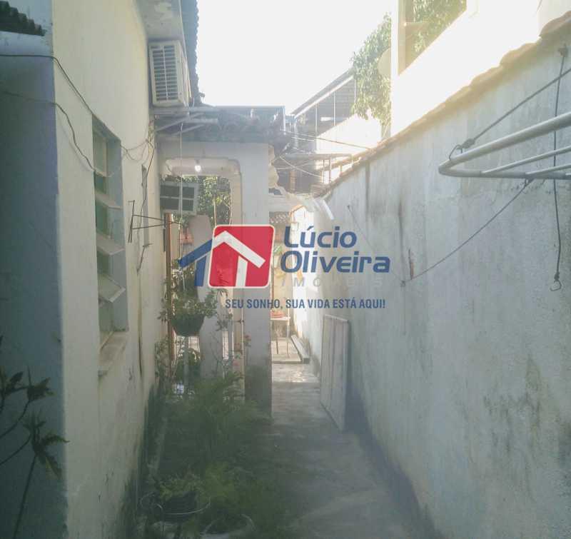 4 Area externa - Casa À Venda - Vaz Lobo - Rio de Janeiro - RJ - VPCA20232 - 5