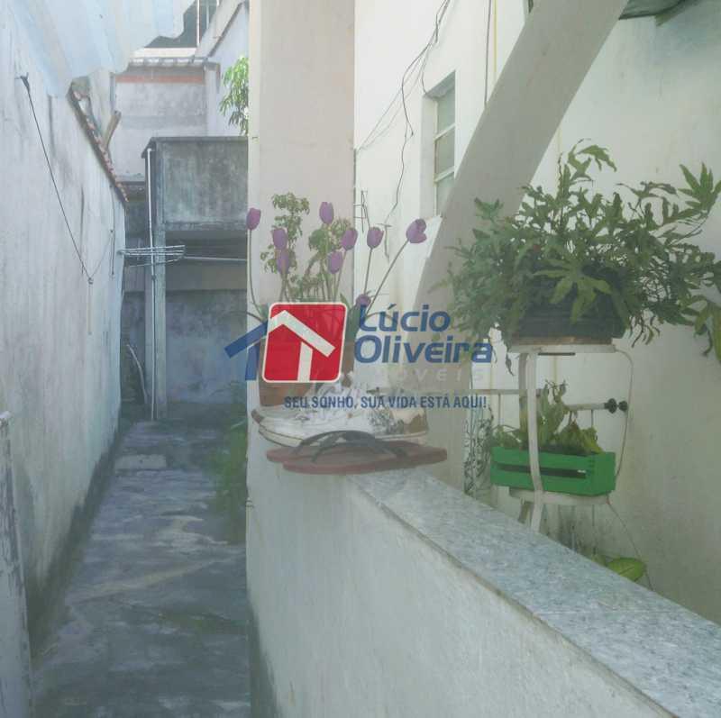 5 varanda - Casa À Venda - Vaz Lobo - Rio de Janeiro - RJ - VPCA20232 - 6