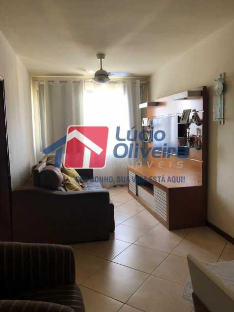 1 sala. - Apartamento À Venda - Olaria - Rio de Janeiro - RJ - VPAP30283 - 1