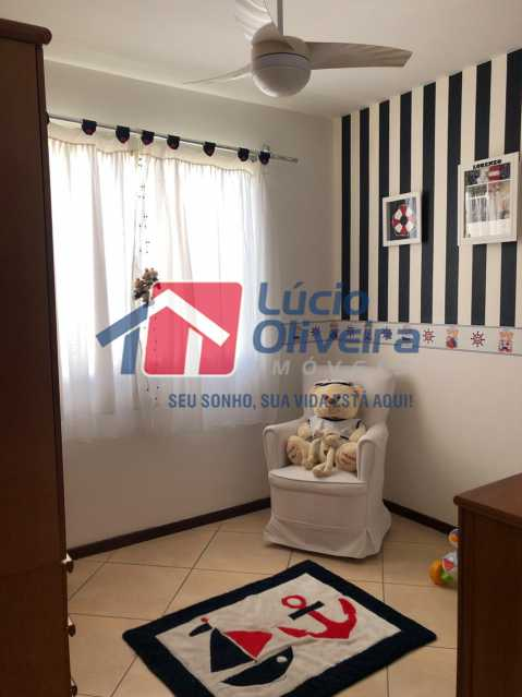 5  quarto 3. - Apartamento À Venda - Olaria - Rio de Janeiro - RJ - VPAP30283 - 7