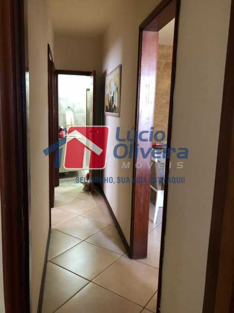 6 área de circulação. - Apartamento À Venda - Olaria - Rio de Janeiro - RJ - VPAP30283 - 8