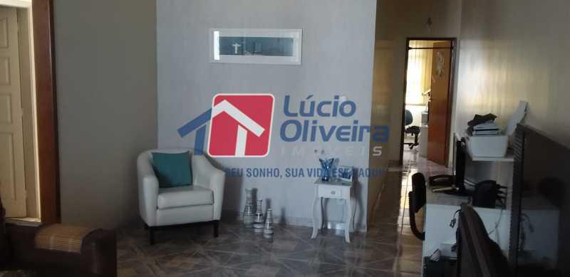 01 - Sala - Apartamento à venda Rua Antônio Braune,Vila da Penha, Rio de Janeiro - R$ 295.000 - VPAP21184 - 1