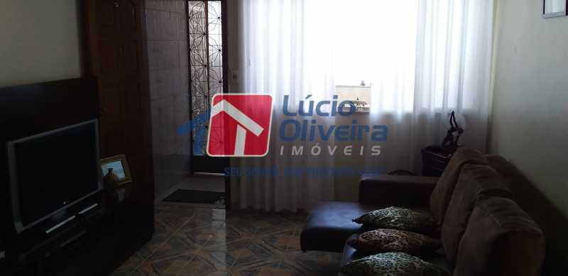 02 - Sala - Apartamento à venda Rua Antônio Braune,Vila da Penha, Rio de Janeiro - R$ 295.000 - VPAP21184 - 3