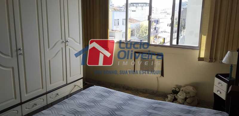 03 - Quarto Casal - Apartamento à venda Rua Antônio Braune,Vila da Penha, Rio de Janeiro - R$ 295.000 - VPAP21184 - 4