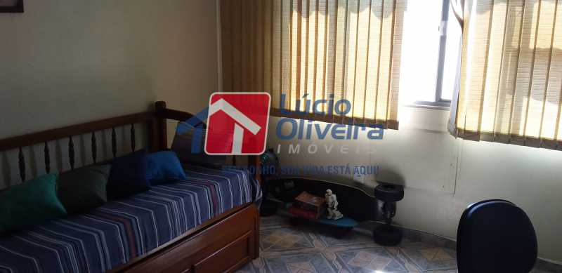 05 - Quarto Solteiro - Apartamento à venda Rua Antônio Braune,Vila da Penha, Rio de Janeiro - R$ 295.000 - VPAP21184 - 6