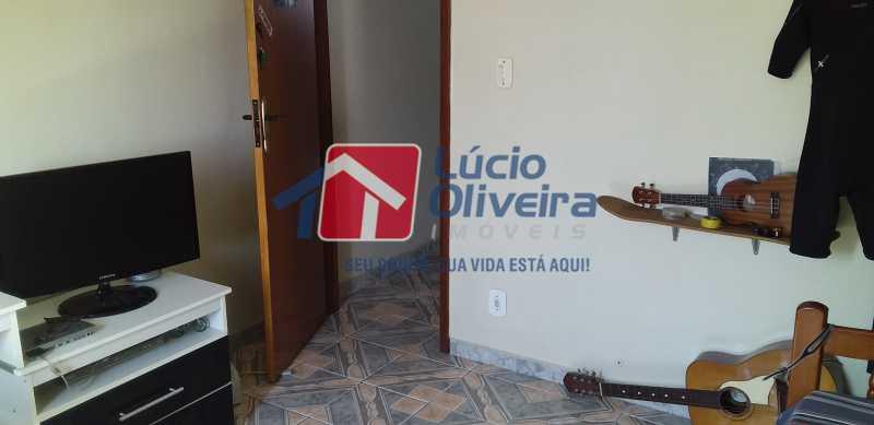 06 - Quarto Solteiro - Apartamento à venda Rua Antônio Braune,Vila da Penha, Rio de Janeiro - R$ 295.000 - VPAP21184 - 7