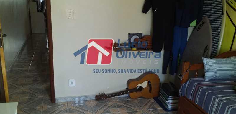 07 - Quarto Solteiro - Apartamento à venda Rua Antônio Braune,Vila da Penha, Rio de Janeiro - R$ 295.000 - VPAP21184 - 8