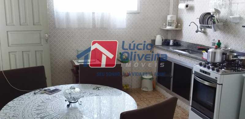 08 - Cozinha - Apartamento à venda Rua Antônio Braune,Vila da Penha, Rio de Janeiro - R$ 295.000 - VPAP21184 - 9