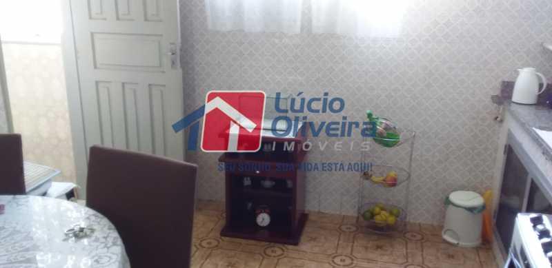 09 - Cozinha - Apartamento à venda Rua Antônio Braune,Vila da Penha, Rio de Janeiro - R$ 295.000 - VPAP21184 - 10