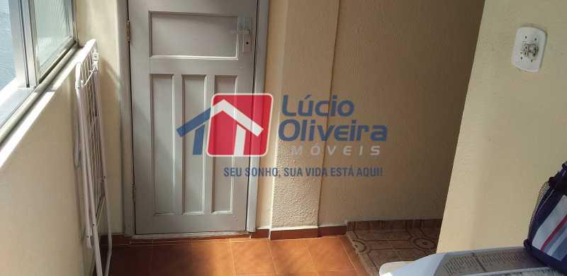 12 -Área - Apartamento à venda Rua Antônio Braune,Vila da Penha, Rio de Janeiro - R$ 295.000 - VPAP21184 - 13