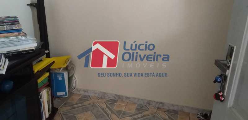 13 - Quarto Empregada - Apartamento à venda Rua Antônio Braune,Vila da Penha, Rio de Janeiro - R$ 295.000 - VPAP21184 - 14