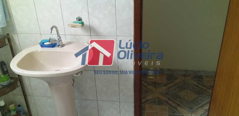 17 - Banheiro Social - Apartamento à venda Rua Antônio Braune,Vila da Penha, Rio de Janeiro - R$ 295.000 - VPAP21184 - 18