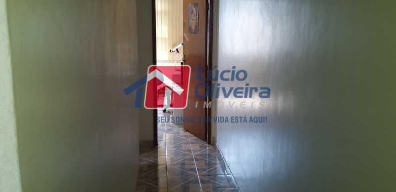 19 - Circulação - Apartamento à venda Rua Antônio Braune,Vila da Penha, Rio de Janeiro - R$ 295.000 - VPAP21184 - 20