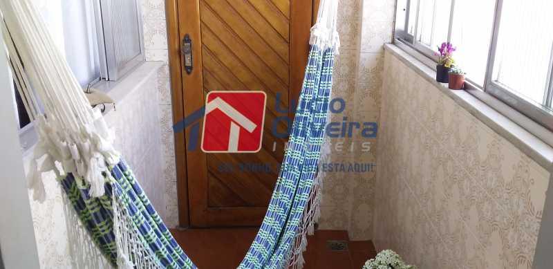 20 - Varanda - Apartamento à venda Rua Antônio Braune,Vila da Penha, Rio de Janeiro - R$ 295.000 - VPAP21184 - 21