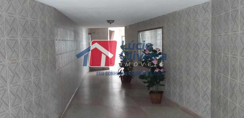 21 - Hall - Apartamento à venda Rua Antônio Braune,Vila da Penha, Rio de Janeiro - R$ 295.000 - VPAP21184 - 22