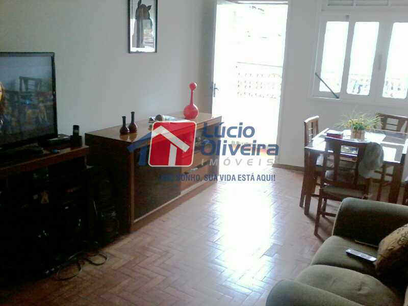 2 sala - Apartamento À Venda - Piedade - Rio de Janeiro - RJ - VPAP21185 - 3