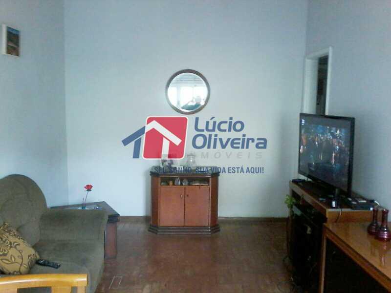 3 sala - Apartamento À Venda - Piedade - Rio de Janeiro - RJ - VPAP21185 - 4