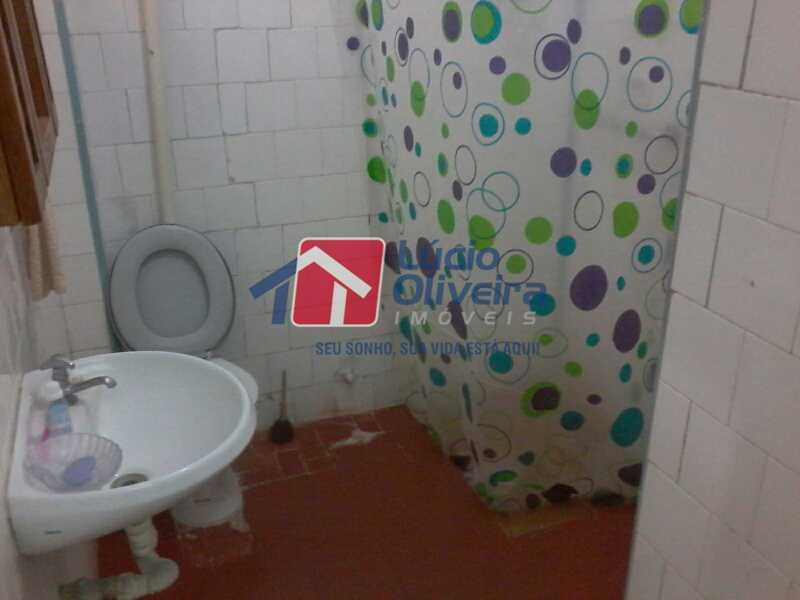 8 banheiro - Apartamento À Venda - Piedade - Rio de Janeiro - RJ - VPAP21185 - 9