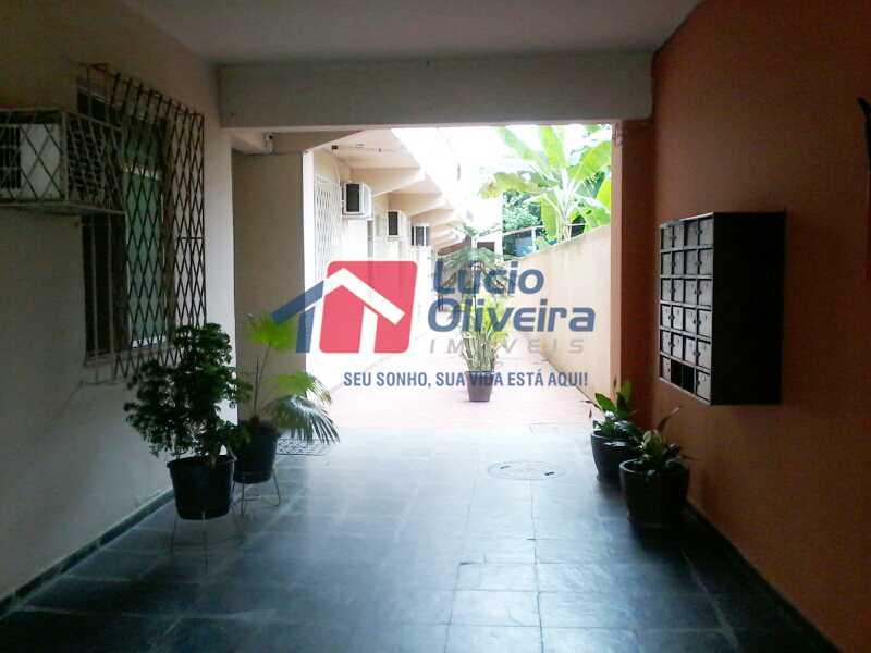 9 garagem - Apartamento À Venda - Piedade - Rio de Janeiro - RJ - VPAP21185 - 10