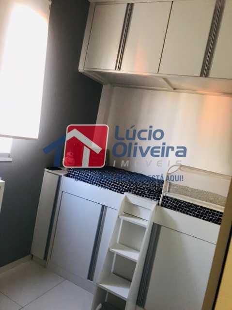 4 quarto. - Apartamento À Venda - Colégio - Rio de Janeiro - RJ - VPAP21186 - 5