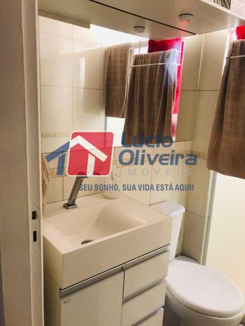 7 baheiro. - Apartamento À Venda - Colégio - Rio de Janeiro - RJ - VPAP21186 - 9
