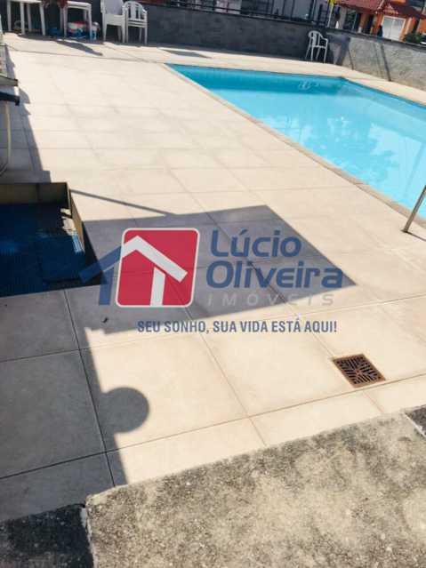 16 deck piscina. - Apartamento À Venda - Colégio - Rio de Janeiro - RJ - VPAP21186 - 17