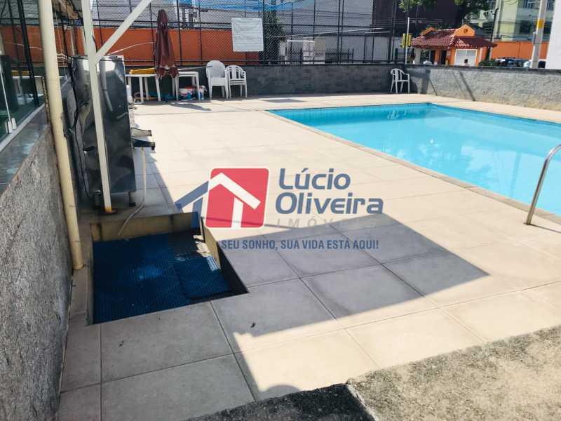 17 piscina. - Apartamento À Venda - Colégio - Rio de Janeiro - RJ - VPAP21186 - 18