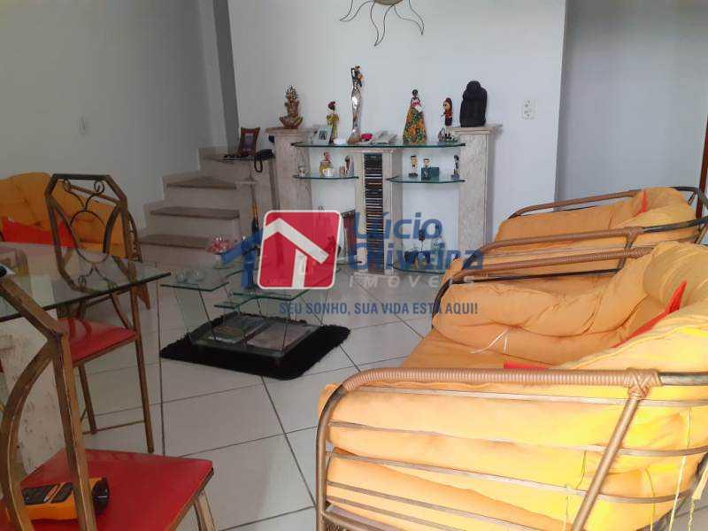 2-Sala 2 ambientes ..... - Casa À Venda - Irajá - Rio de Janeiro - RJ - VPCA20235 - 3