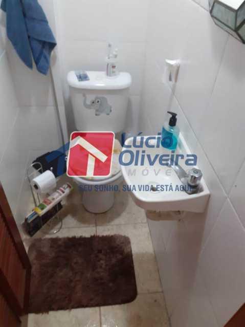 9-Lavabo - Casa À Venda - Irajá - Rio de Janeiro - RJ - VPCA20235 - 10