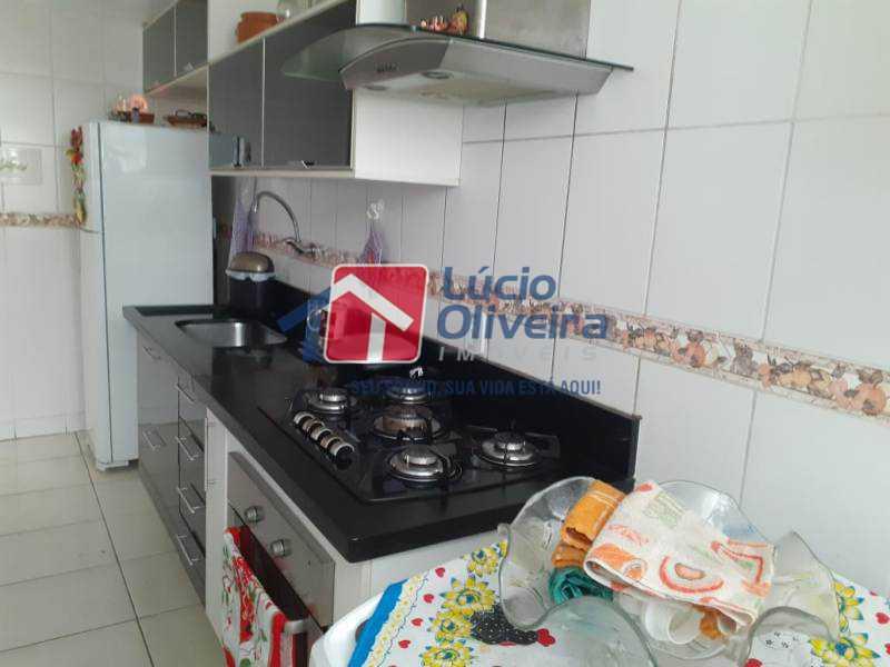 12-Cozinha com armarios - Casa À Venda - Irajá - Rio de Janeiro - RJ - VPCA20235 - 13