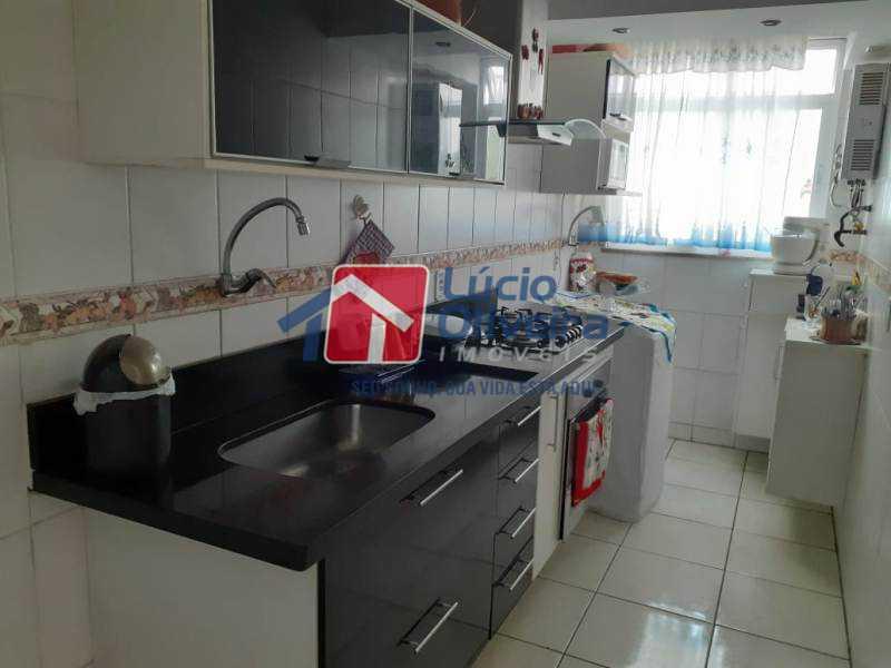 13-Cozinha e area serviço - Casa À Venda - Irajá - Rio de Janeiro - RJ - VPCA20235 - 14