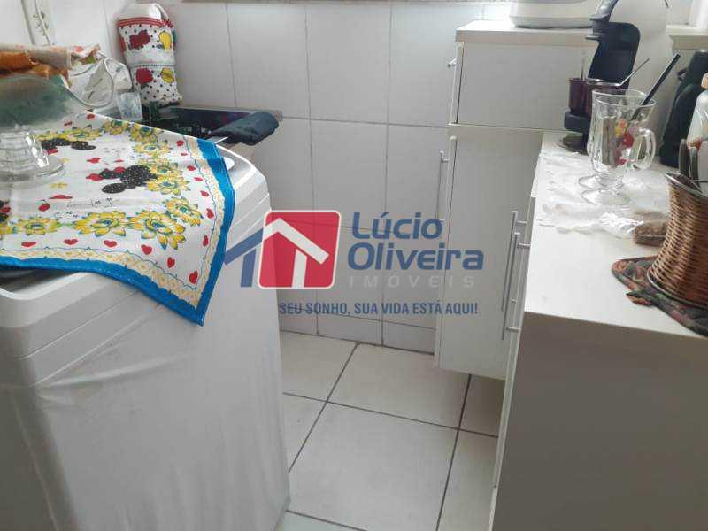 14-Area Serviço - Casa À Venda - Irajá - Rio de Janeiro - RJ - VPCA20235 - 15