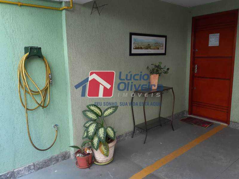 16-Entrada Casa - Casa À Venda - Irajá - Rio de Janeiro - RJ - VPCA20235 - 17
