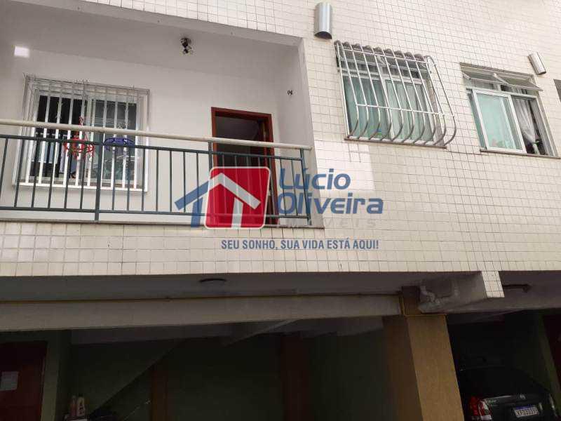 17-Frente Casa - Casa À Venda - Irajá - Rio de Janeiro - RJ - VPCA20235 - 18