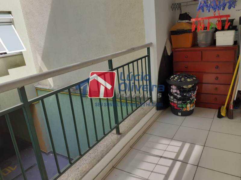 19-Varanda.... - Casa À Venda - Irajá - Rio de Janeiro - RJ - VPCA20235 - 20