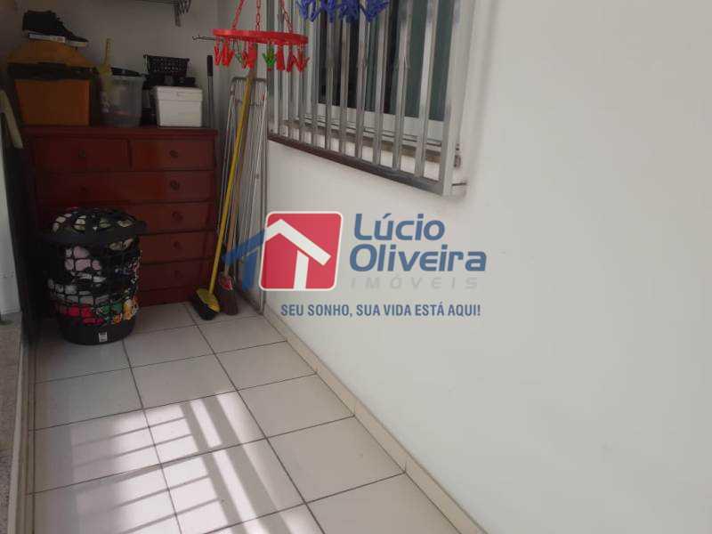 20-Varanda.. - Casa À Venda - Irajá - Rio de Janeiro - RJ - VPCA20235 - 21