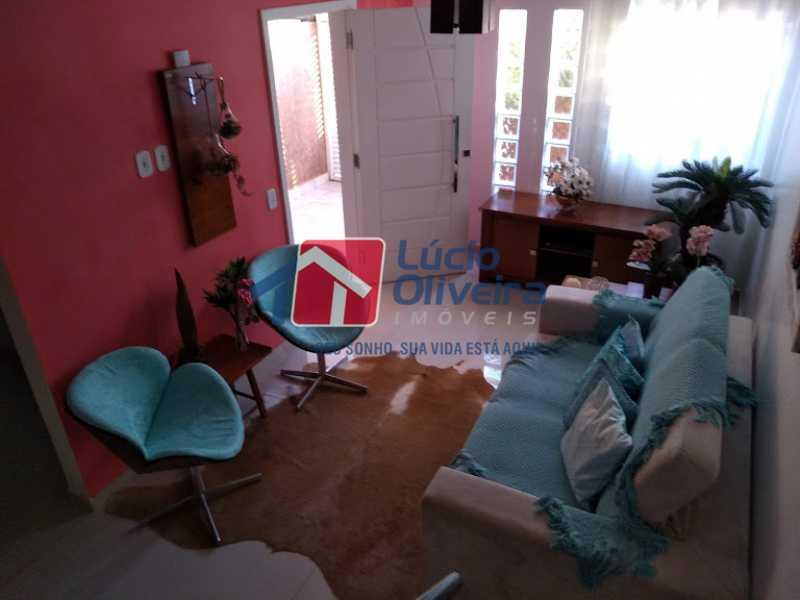 02- Sala - Casa 3 quartos à venda Penha Circular, Rio de Janeiro - R$ 445.000 - VPCA30160 - 3