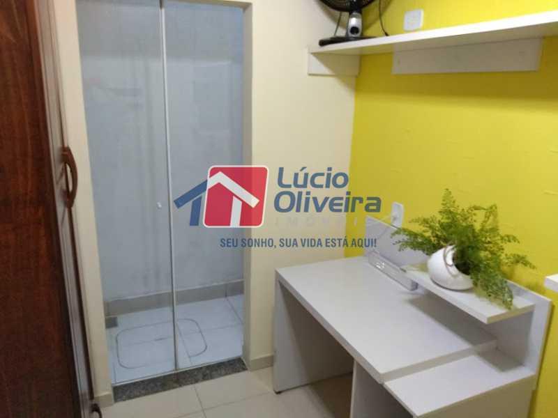 03- Escritorio - Casa 3 quartos à venda Penha Circular, Rio de Janeiro - R$ 445.000 - VPCA30160 - 4