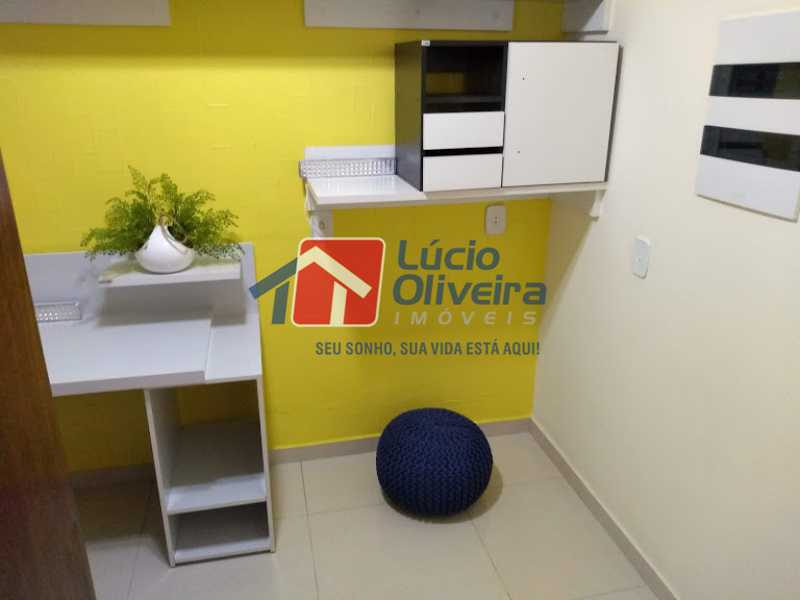 04- Escritorio - Casa 3 quartos à venda Penha Circular, Rio de Janeiro - R$ 445.000 - VPCA30160 - 5