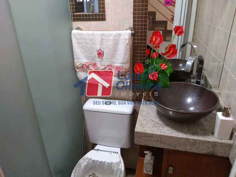 05- Banheiro Social - Casa 3 quartos à venda Penha Circular, Rio de Janeiro - R$ 445.000 - VPCA30160 - 6