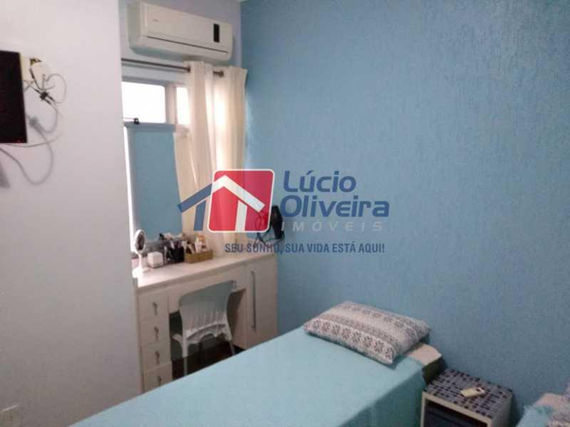 06 -Quarto S. - Casa 3 quartos à venda Penha Circular, Rio de Janeiro - R$ 445.000 - VPCA30160 - 7