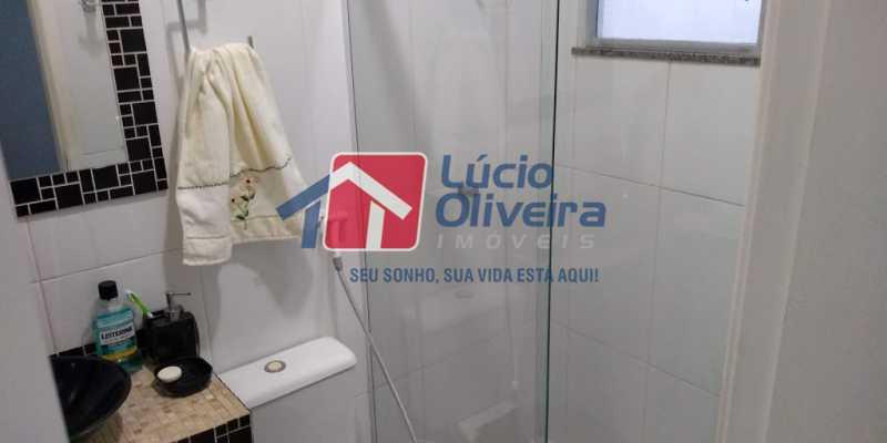 09- Banheiro Suite.. - Casa 3 quartos à venda Penha Circular, Rio de Janeiro - R$ 445.000 - VPCA30160 - 10