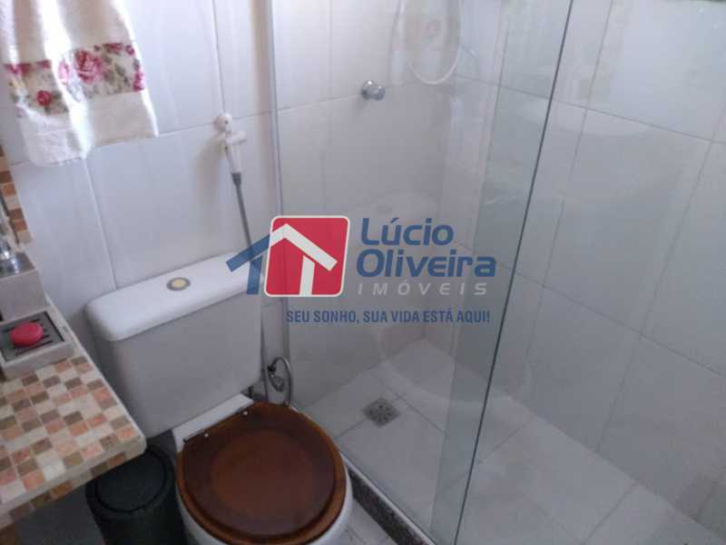 10- Banheiro Suite - Casa 3 quartos à venda Penha Circular, Rio de Janeiro - R$ 445.000 - VPCA30160 - 11
