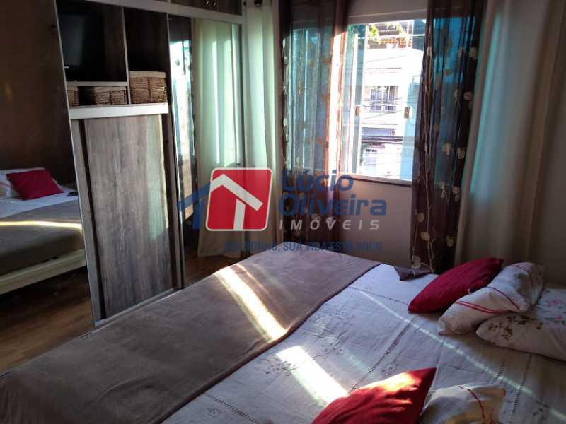 13- Quarto C. - Casa 3 quartos à venda Penha Circular, Rio de Janeiro - R$ 445.000 - VPCA30160 - 14