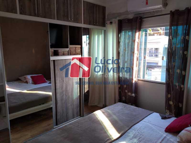 14- Quarto C. - Casa 3 quartos à venda Penha Circular, Rio de Janeiro - R$ 445.000 - VPCA30160 - 15