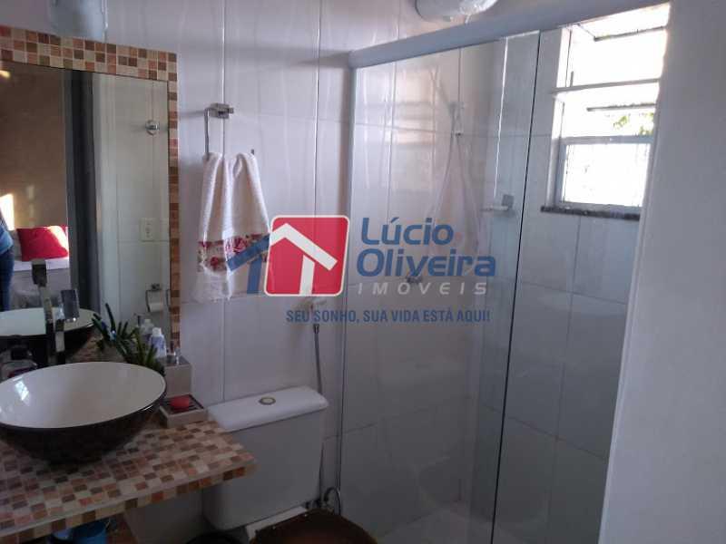 16- Suite Quarto C. - Casa 3 quartos à venda Penha Circular, Rio de Janeiro - R$ 445.000 - VPCA30160 - 17